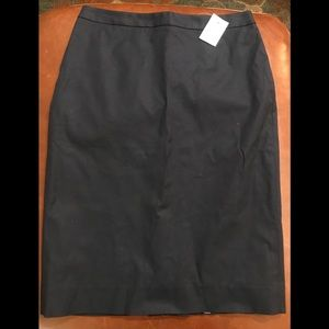 JCREW Factory Pencil skirt Sz 2